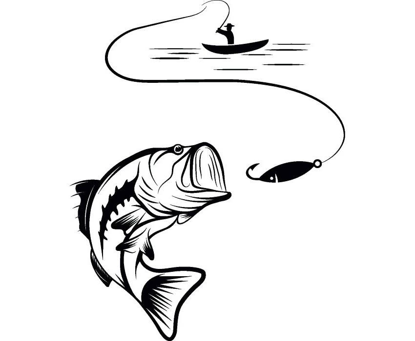 Product Fish Drawings Bass Fishing Tattoo Bass Fishing Shirts