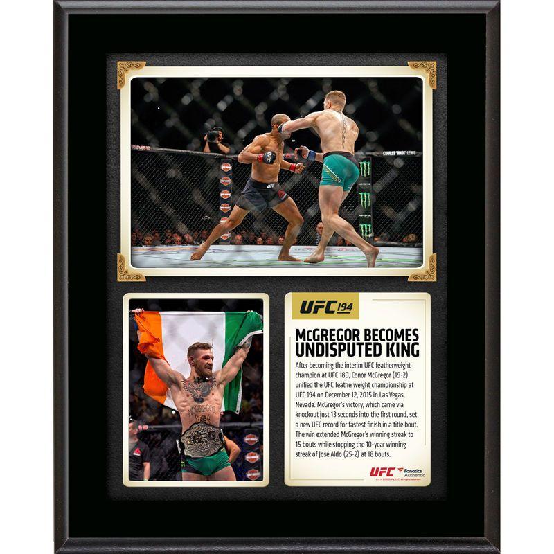 Conor McGregor Ultimate Fighting Championship Fanatics