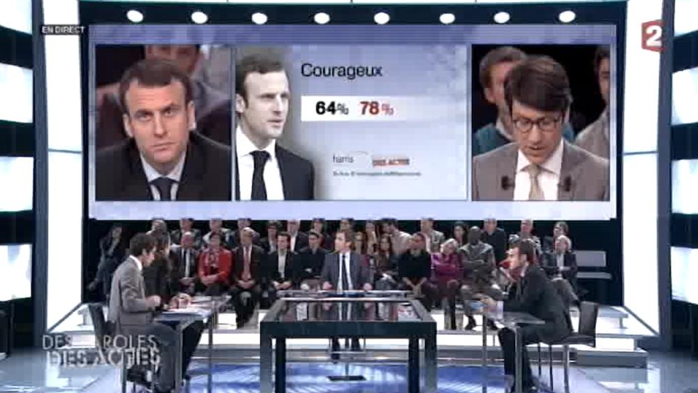 Emmanuel Macron, le Bachelor de France 2 Emmanuel macron
