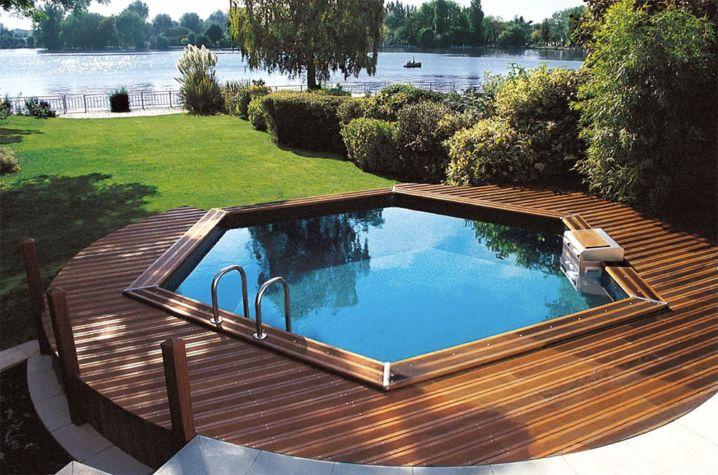 Pourquoi installer une piscine hors-sol dans votre jardin Pinterest