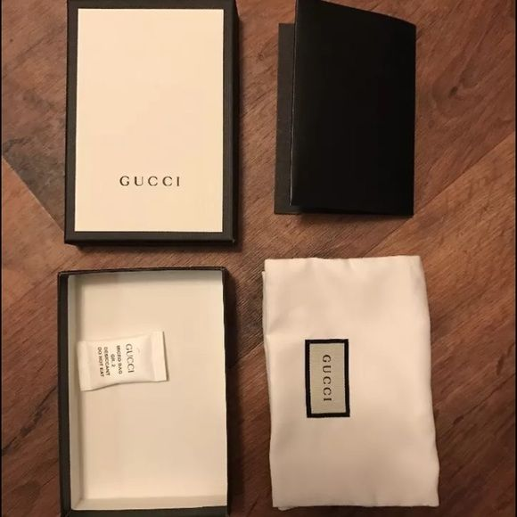 996b9bdfbd Shop Women's Gucci Black White size OS Other at a discounted price at  Poshmark. Description