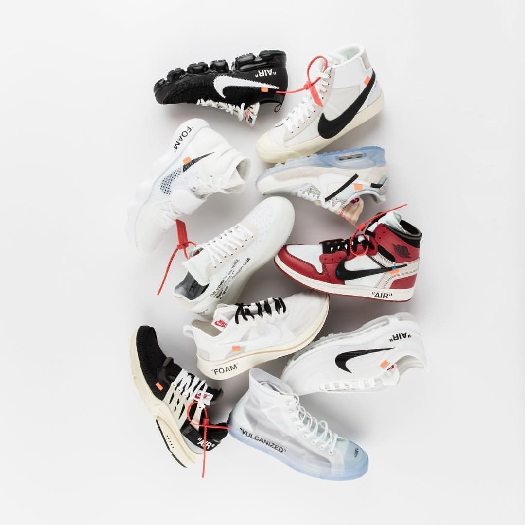 "8d0593e65b  highsnobietysneakers   virgilabloh    nike s ""The Ten"" collaboration was  the biggest"