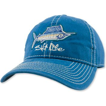 backpacks home salt life adjustable hat blue baseball