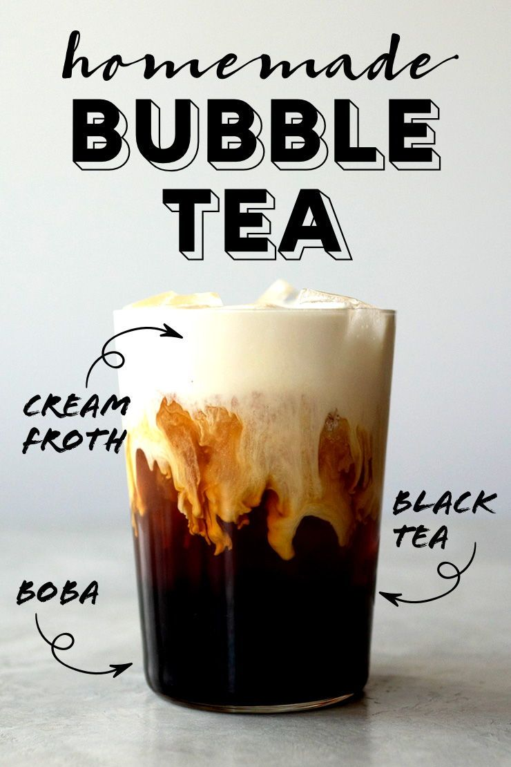 Yes, Bubble Tea Can Be Made At Home A Decadent Bubble Tea
