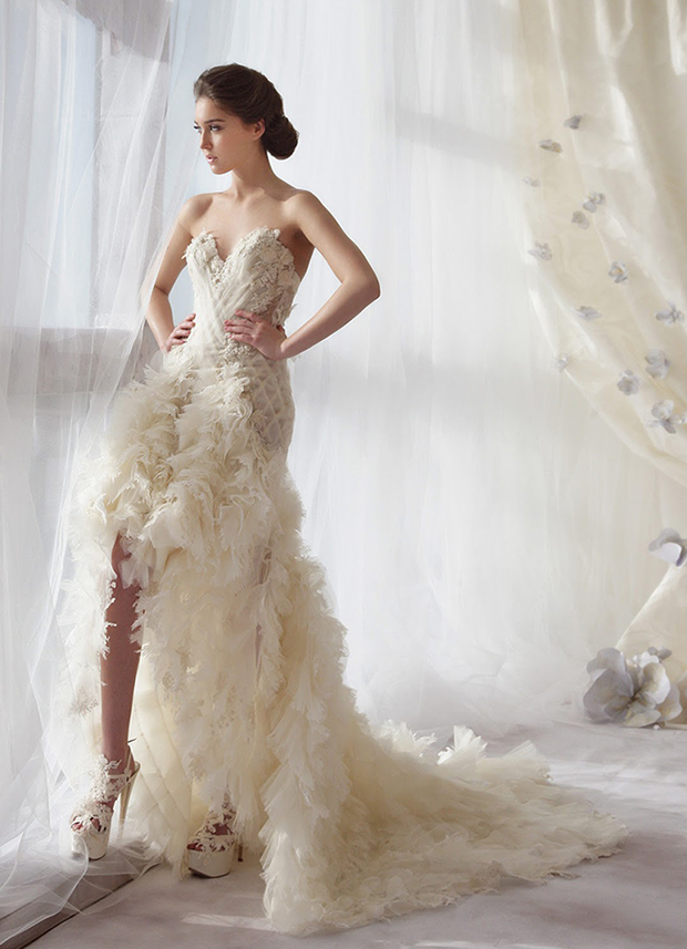 Wedding Dresses Designers Photo Album - Reikian