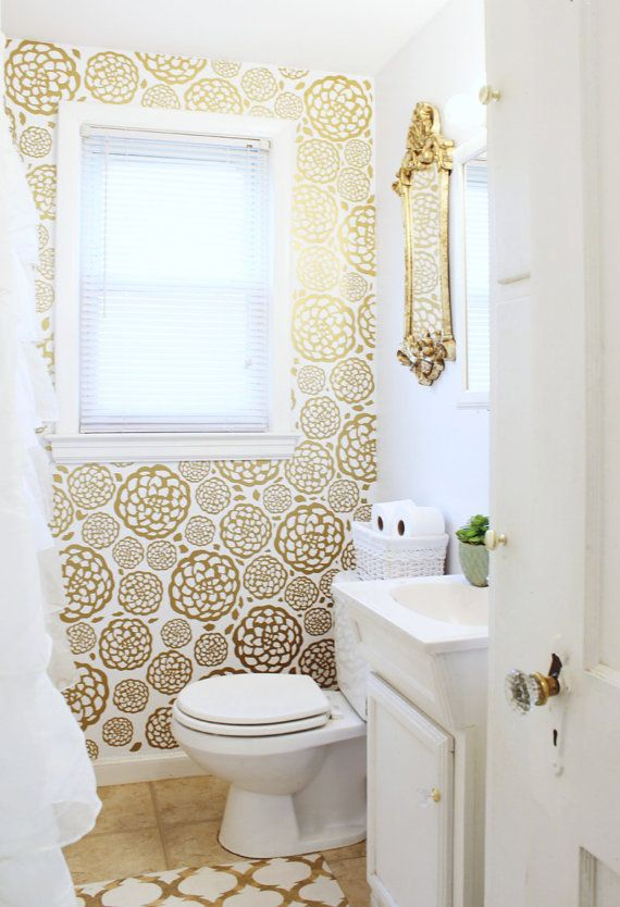 Vinyl Wall Decals Faux Blumenst Be Removable Wall