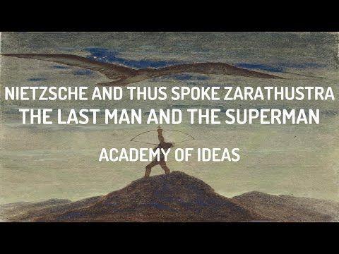 thus spoke zarathustra analysis