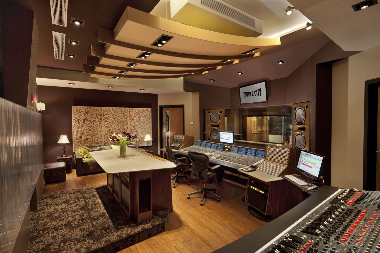 Genial Home Recording Studio More