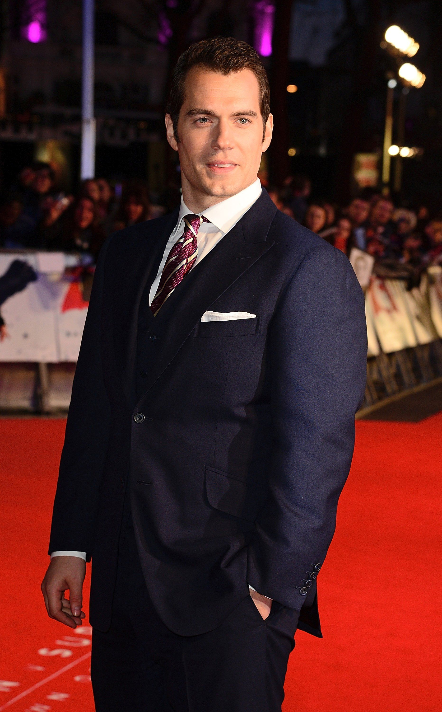 March 22nd | Batman v Superman: Dawn of Justice London Premiere - 030 - MrCavill.com Photo Gallery - Your first source for everything Henry Cavill