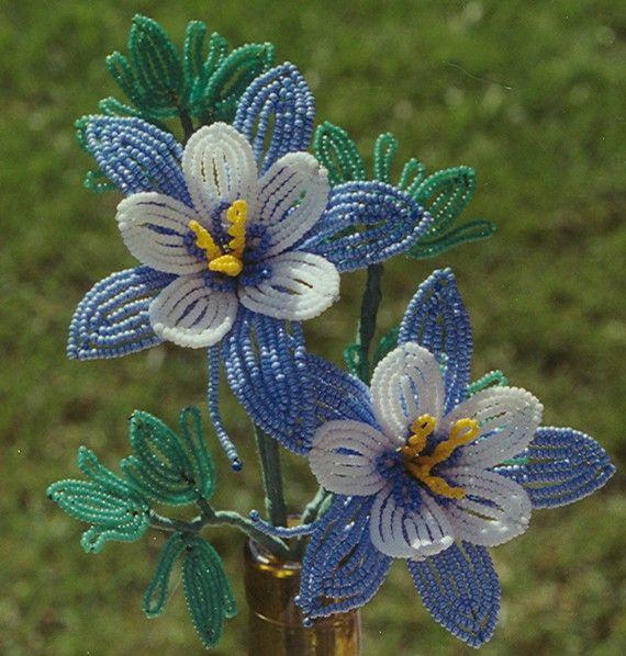 Best 25 Beaded Flowers Ideas On Pinterest Seed Bead