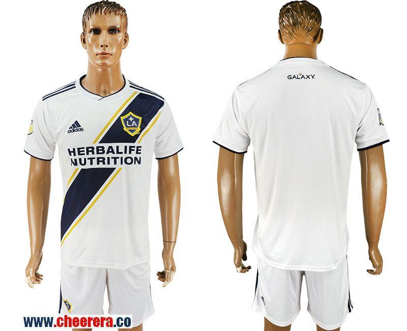 2017-2018 Mexico white long sleeve soccer jersey away  a7fa2f820