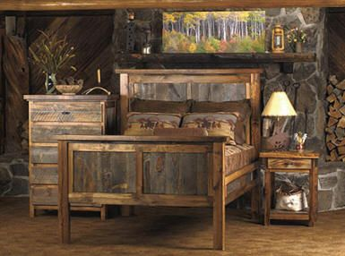 World Imports  Rustic Reclaimed Wood Furniture  For The Home Simple Barn Wood Bedroom Furniture Design Inspiration