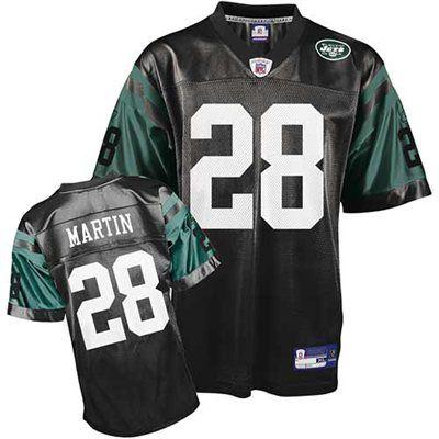 sale retailer 1418d baf33 Jets Cool Jersey Black Fan Nfl Martin York Jer… Jerseys Gear ...