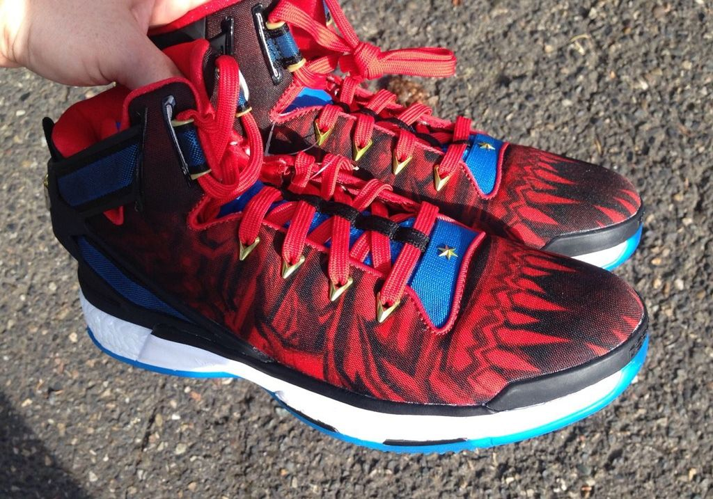 quality design ab707 9d794 adidas D Rose 6 Boost CNY Year of the Monkey (2)