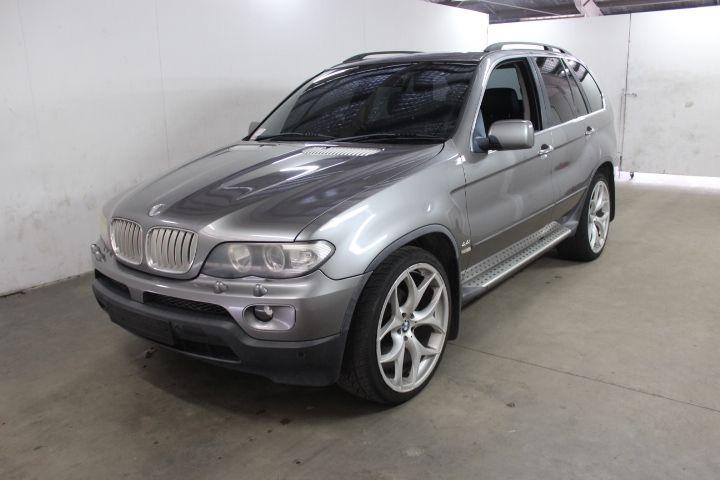 2003 (2004) BMW X5 4.4i E53 Automatic Wagon Bmw x5, Bmw