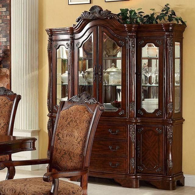 Cromwell Traditional Hutch  Buffet Traditional Decor in 2018