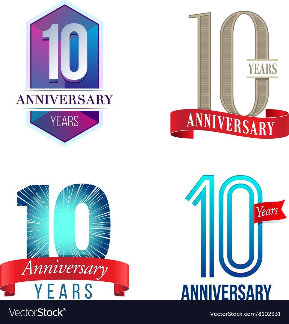 10 Years Anniversary Symbol Royalty Free Vector Image Sponsored Anniversary Symbol Years Vector Vector Free 60 Year Anniversary 25 Year Anniversary