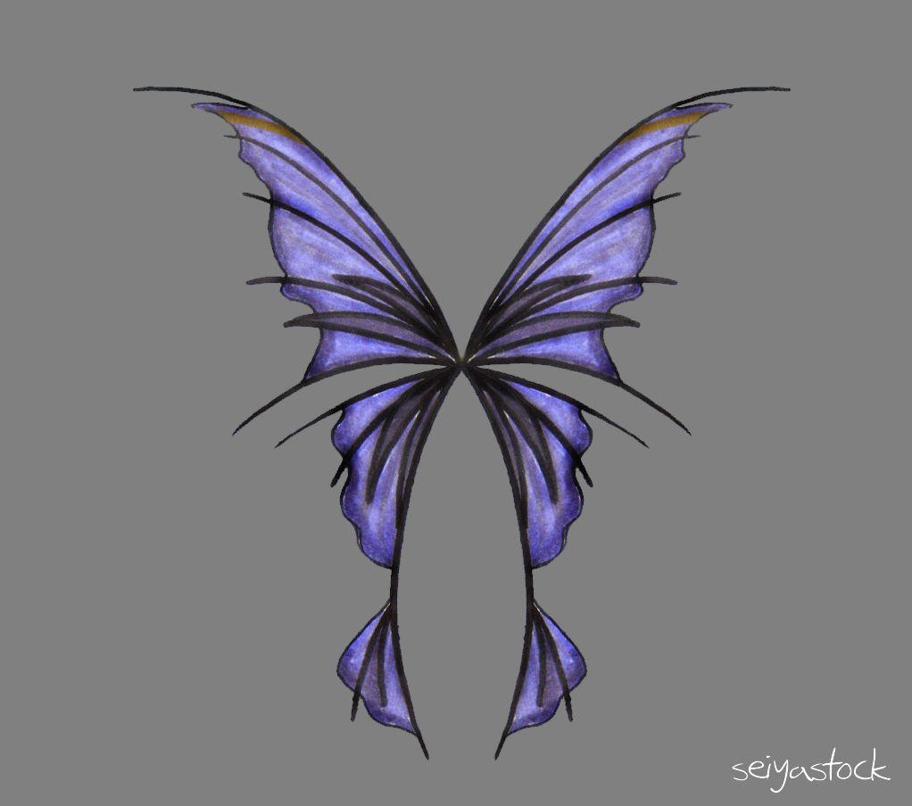 картинки про крылья фей из игры роблокс вот