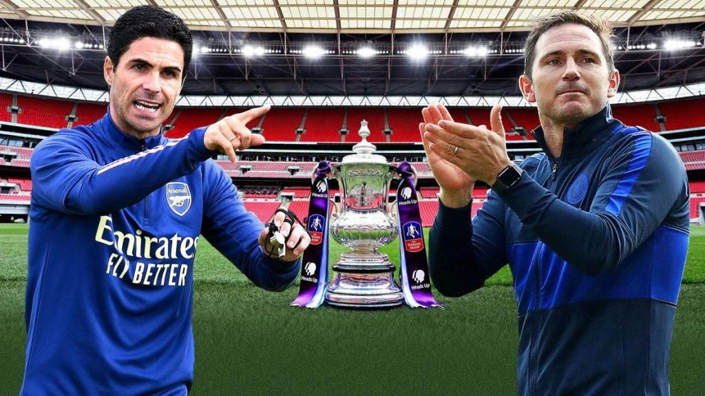 Arsenal Vs Chelsea 5 Key Clashes To Look Forward To Fa Cup Finals 2020 In 2020 Arsenal Vs Chelsea Fa Cup Chelsea Team
