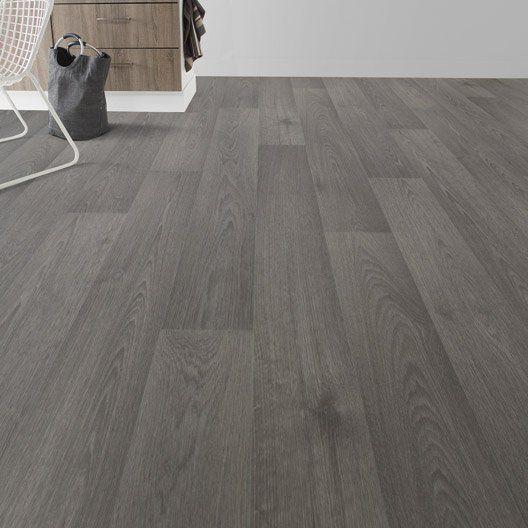Sol PVC oxyd grey Premium textile l4 m sol souple Pinterest