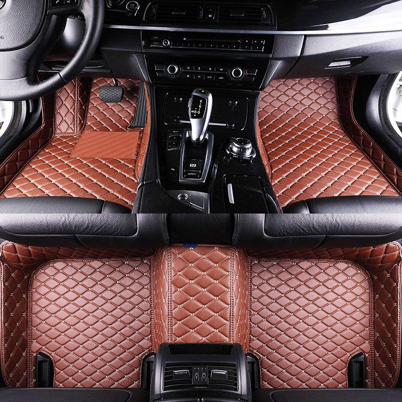 Car Floor Mats For Toyota RAV4 CA30 Custom Fit Most Car