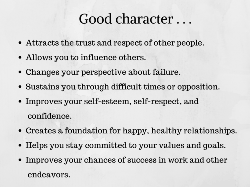 25 Good Character Traits List Essential For Happiness Good Character Traits Good Character Quotes Positive Character Traits