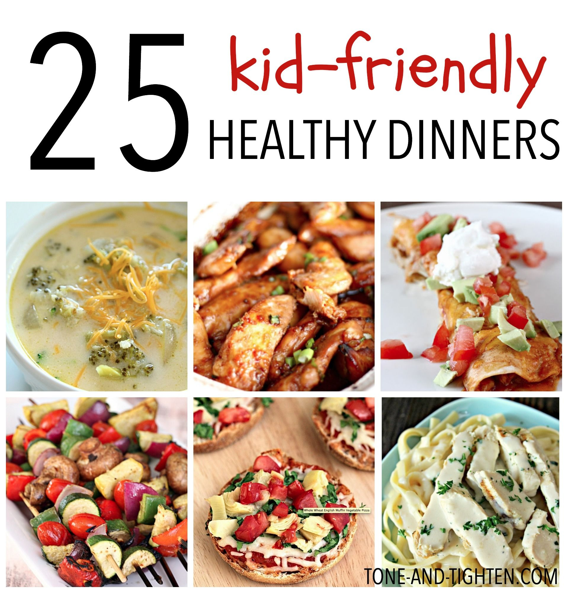 25 kid friendly healthy dinner recipes healthy recipes dinners food forumfinder Choice Image