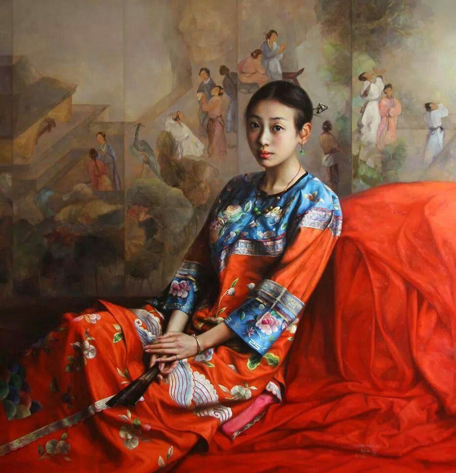Zhao Kailin (Chinese, b. 1961)
