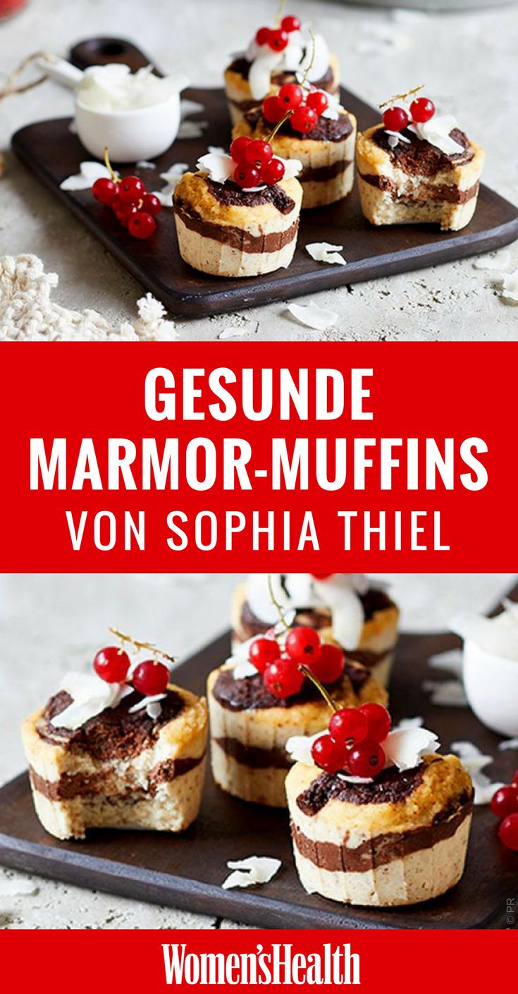 Kalorienarm & eiweißreich: Sophias süße Fitness-Rezepte ...