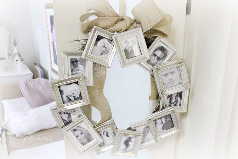 today i have a Vintage Christmas Wreath DIY that you can make.. it could stay up year round, for that matter { i promise, this is an easy and quick craft once you have everything ready to go } when…