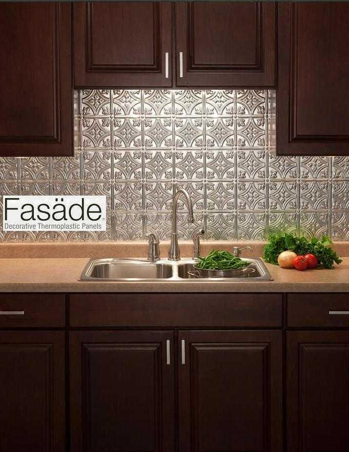 Temporary Kitchen Backsplash Ideal For Renters Decor