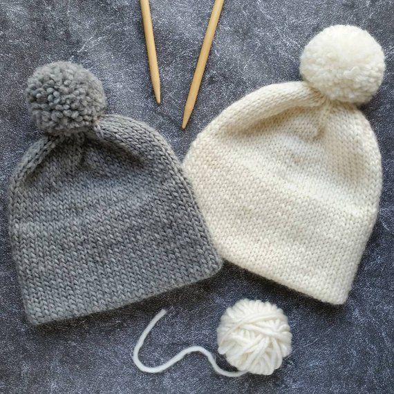 beaa3656104 Knitting Pattern Hat