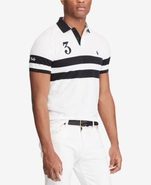 Polo Ralph Lauren Men's Custom Slim Fit Featherweight Cotton