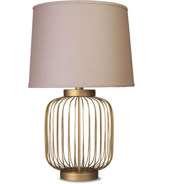 30 inch qt to 1640 dull goldtone wire cage metal table lamp 765 30 inch qt to 1640 dull goldtone wire cage metal table lamp 765 keyboard keysfo Image collections