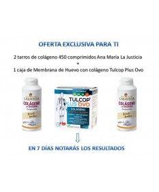 Pack De 2 Colageno Con Magnesio Ana Maria Lajusticia 15 Sombres