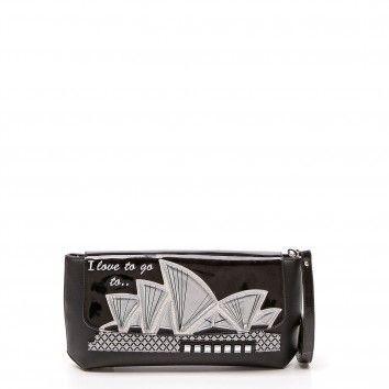 Skyline Opera House Mini-Bag - Braccialini