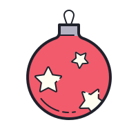 Christmas Ball Icon Free Download Png And Vector Christmas Clipart Christmas Balls Christmas Tree Collection