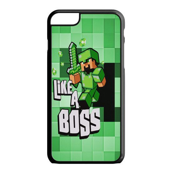 coque iphone 6 minecraft creeper