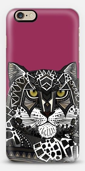 competitive price 17f6a 134ac Snow leopard pink | CASETIFY | Snow leopard, Pink iphone, Iphone