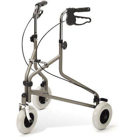 3 Wheeled Rolling Walker – Black Bear Medical North