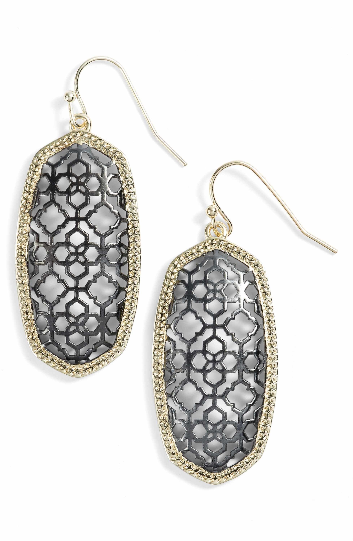 Elle openwork drop earrings drop earrings drop and nordstrom elle openwork drop earrings arubaitofo Image collections
