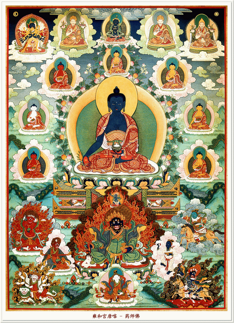 The Pure View The Jewel Lamp: A Praise to Bodhicitta Verse 161Since Mahayana bodhicitta surpasses every virtuous state of mind of the non-buddhists, the sravakas, and the pratyekabuddhas, it is therefore praised by the guru buddhas
