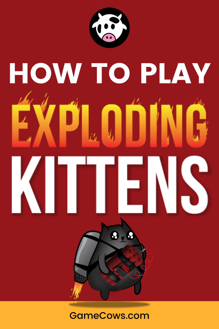 Exploding Kittens Is Unique To Say The Least It S A Push Your
