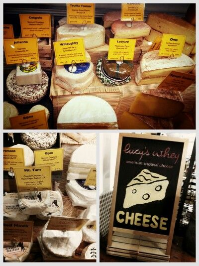 Lucy's whey at Chelsea market NYC