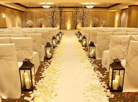 Zeremonie ohne die Zweige   – Anna Wedding
