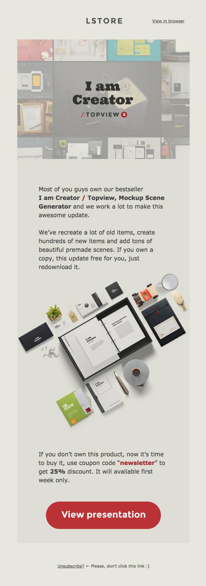 Lstore Newsletter Ideas Example #email #emailmarketing #templates ...