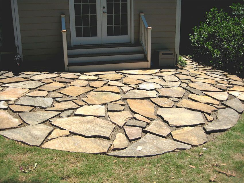 35 stone patio ideas pictures patio