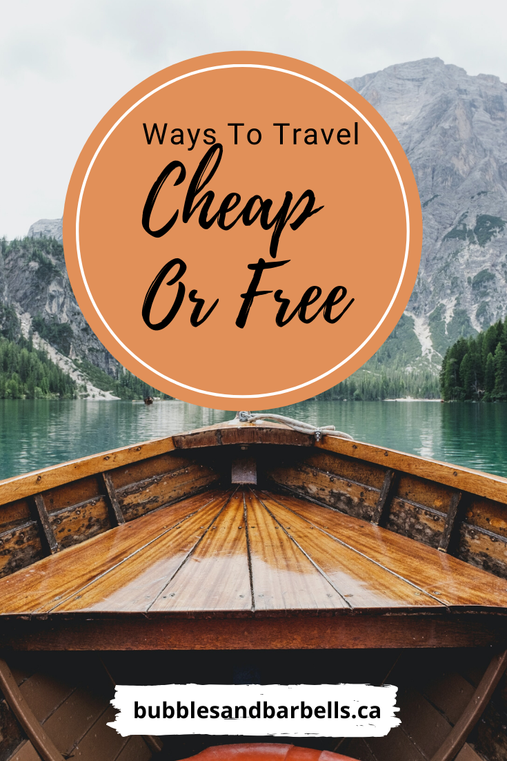 I want to help and show you that there are many ways to travel for cheap, or even free! All you need is an open mind and the willingness to do a little extra work...   #howtotravelcheap #howtotravelonabudget #howtotravelonabudgettips #howtotravelforfree #travelingtips #budgetvacation #travelhackingcreditcards