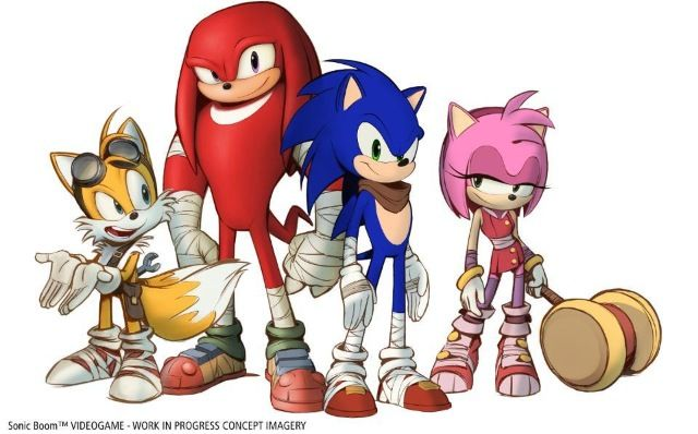 Sonic And Friends Redesigns For Sonic Boom Tails S Redesign Reminds Me Of Leo From The Percy Jackson Books For Some Reason Sonic Boom Sonic Sonic The Hedgehog