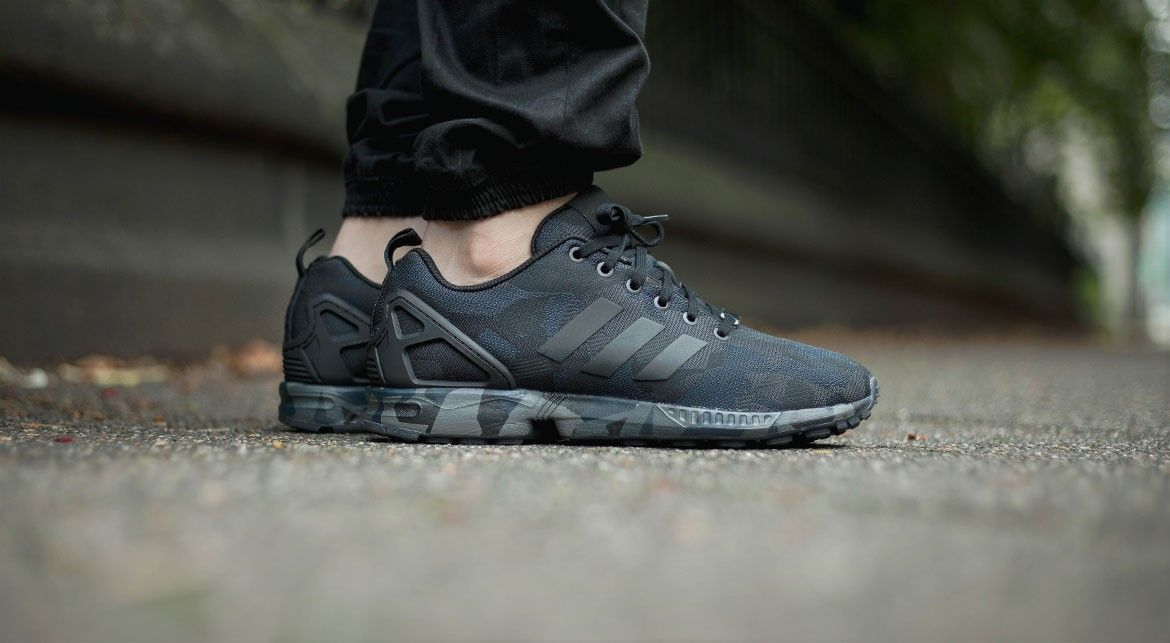 adidas Originals ZX Flux Camo